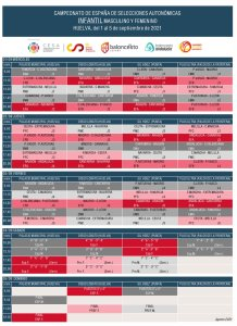 Calendario Infantil SSAA 2021