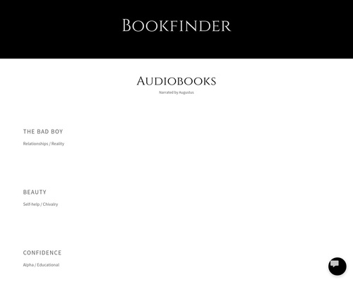 Bookfinder CB | Wisdom Library by Augustus V