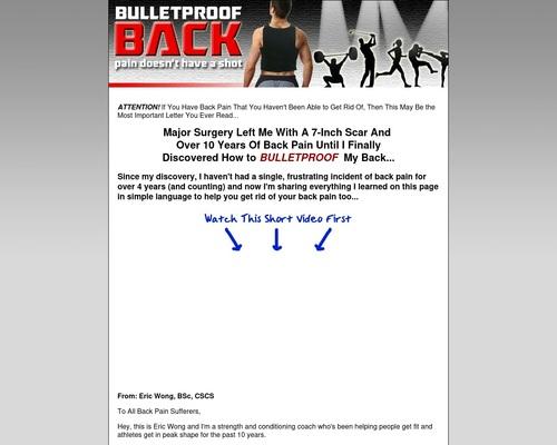 Unauthorized Affiliate – error page bpback x400 thumb