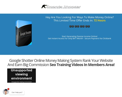 Google Shooter Google Shooter - How To Make Money Online - How To Make Money Online Fast - Easiest Way To Make Money - Google Shooter, Google Snipper Money Making System - Learn How To Make Passive Income From Home