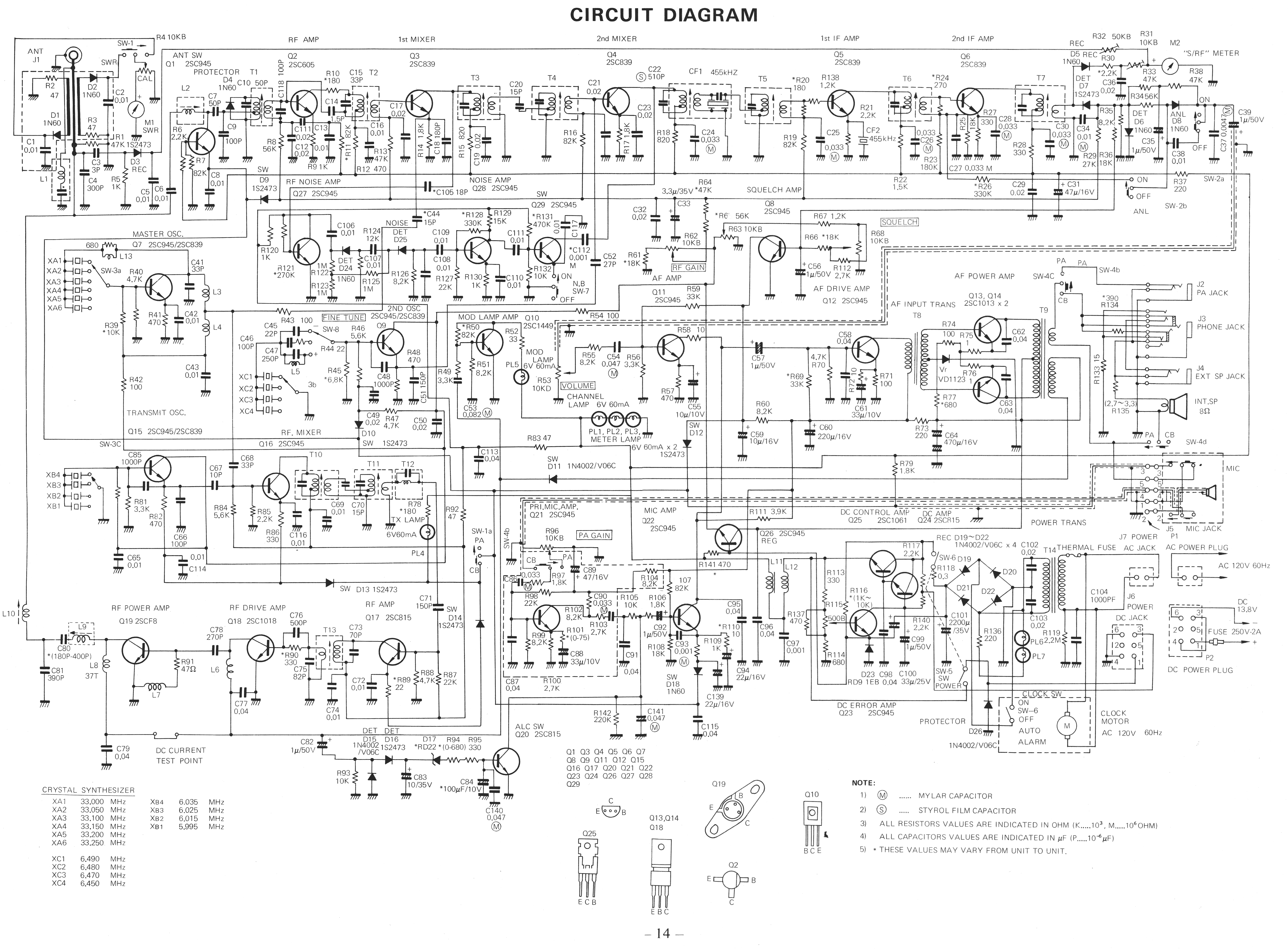 realistic_trc_55_sm_pg14_sch?resize\\\\\\\\\\\\\\\\\\\\\\\\\\\=665%2C490 2001 western star wiring diagram dash wiring diagrams Chevy Ignition Switch Wiring Diagram at readyjetset.co