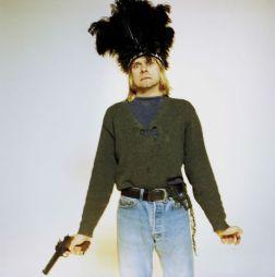 last photoshoot of kurt cobain before he died