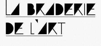 logo braderie de l'art roubaix