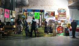 artist stool, braderie de l'art, roubaix