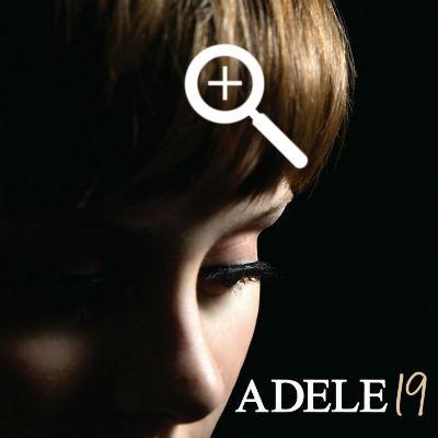 Adele, 19, cover album