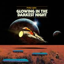 cover by Dan McPharlin, Glowing In The Darkest Night, pretty lights