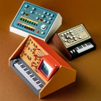 Dan McPharlin, Analogue miniature series