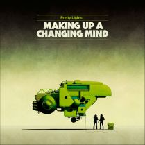 Pretty lights, making up a changing mind, cover album by mcpharlin