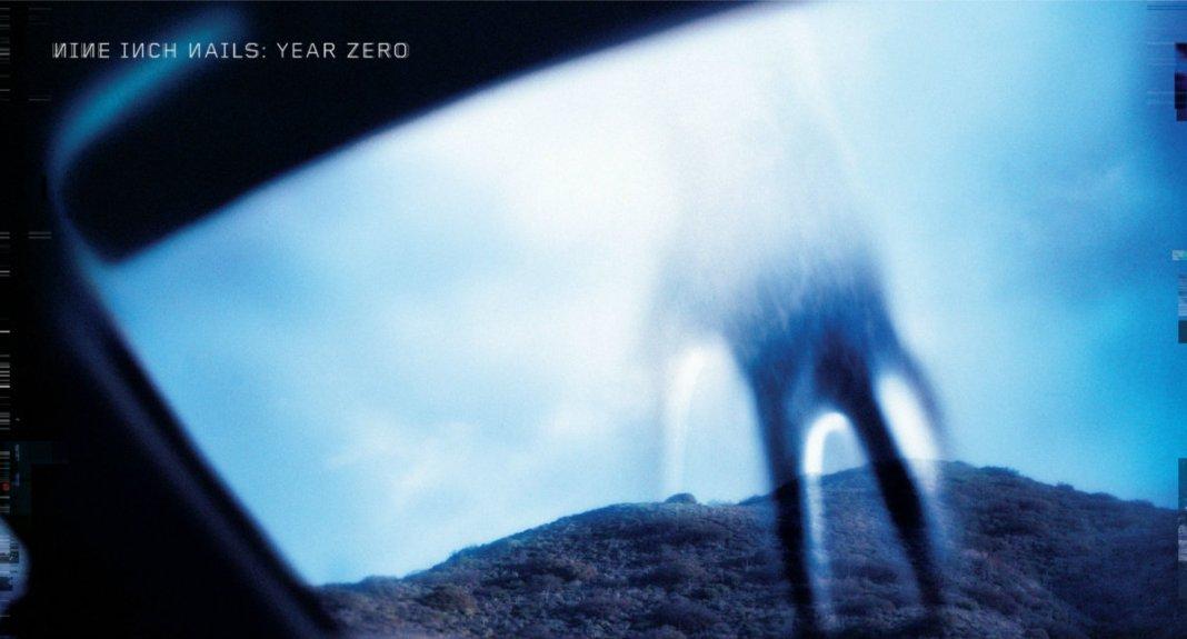 cover album year zero nine inch nails