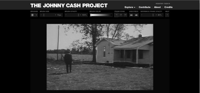 johnny cash project From kanye west and the johnny cash project to beck and virtual reality, the video director and tech pinup – whose mother taught him to code as a child – has.