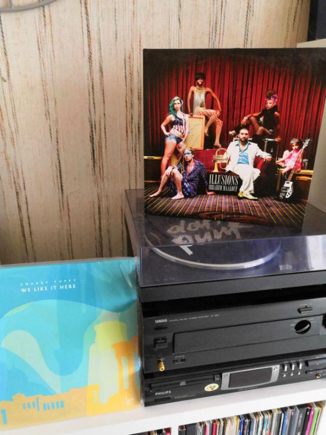 album Ibrahim Maalouf, illusions
