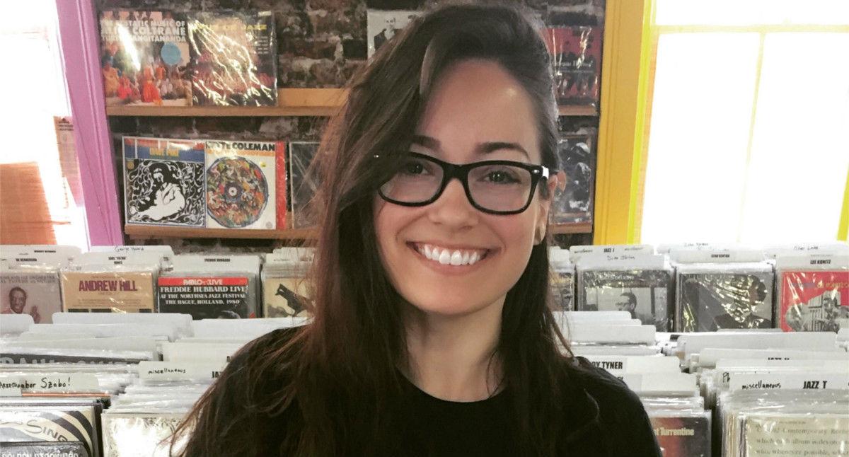 Jenn, Black Sabbath fan & record collector, Washington DC - Interview