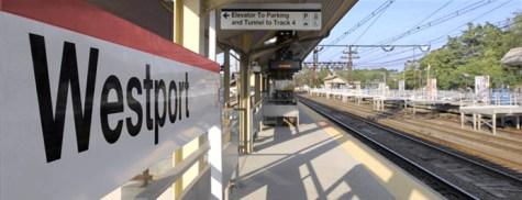 Image result for westport ct train station