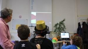 Fête du Cybercentre : Le labyrinthe Mystère 3D