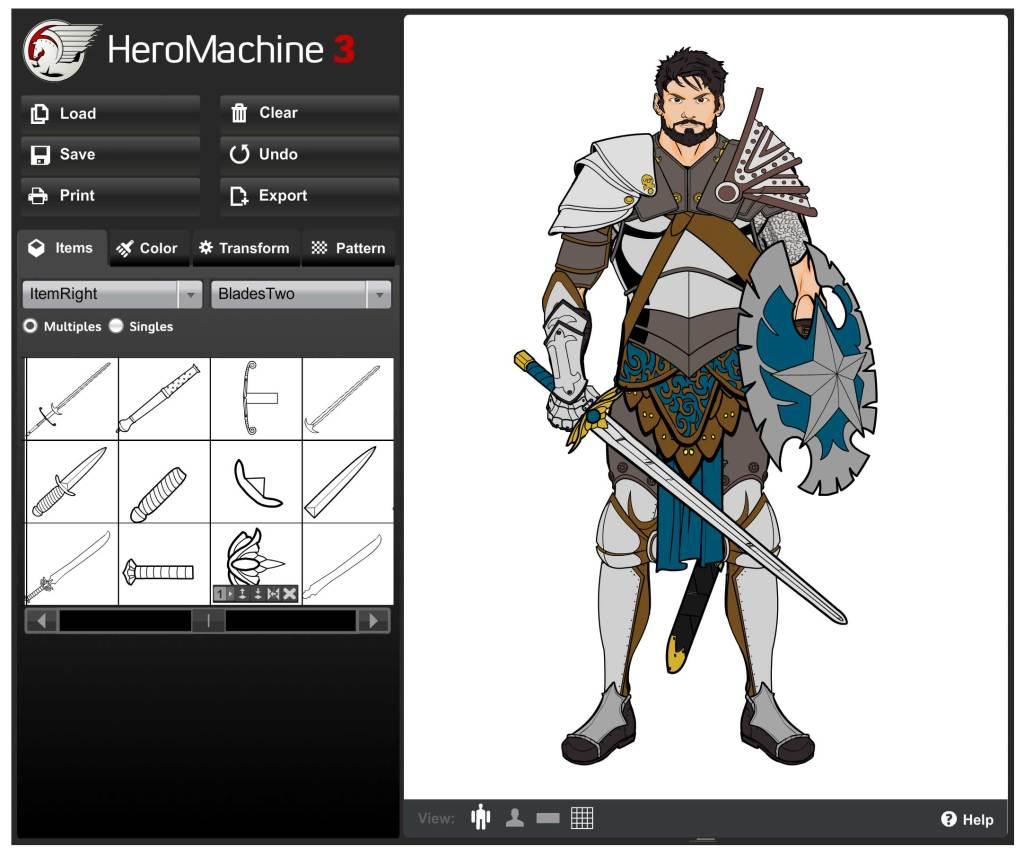 Hero Machine