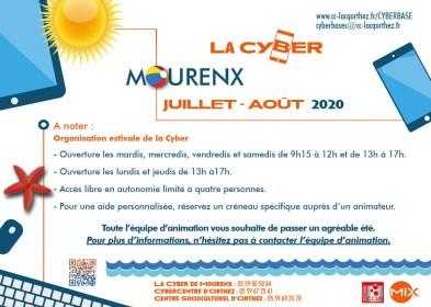 Programme Ete Mourenx