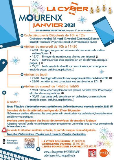 Programme Cyber de Mourenx