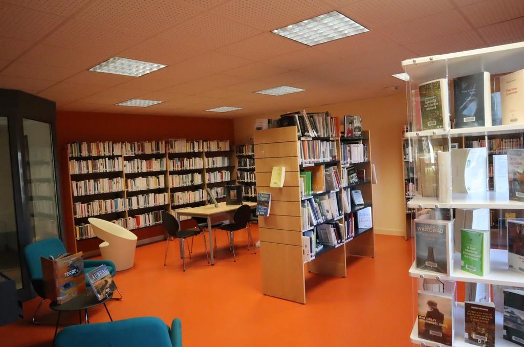 Médiathèque de l'Argence Aveyron