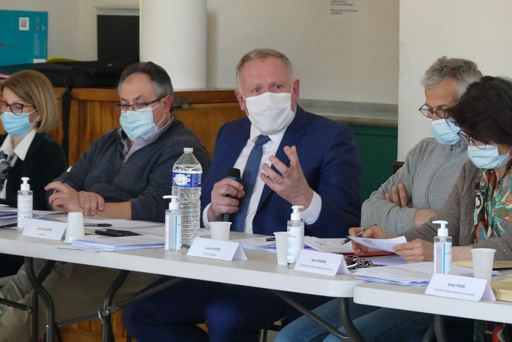 Conseil communautaire du 29 mars 2021 - Compte-rendu - Communauté de Communes Aubrac, Carladez et Viadène