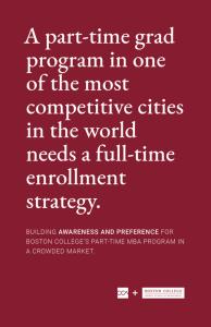 BC case study MBA marketing