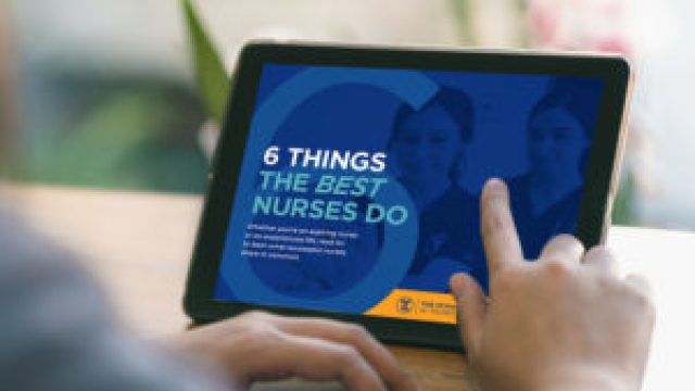 6 Things The Best Nurses Touro Ebook