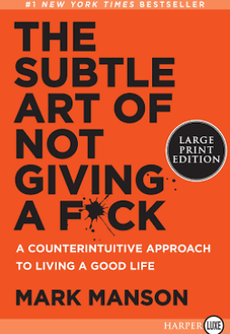 Book Cover_The Subtle Art of Not Giving A F**K