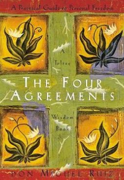 The Four Agreeements Book