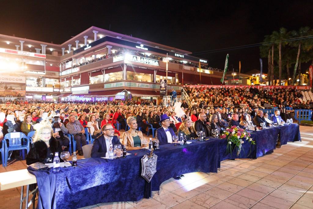 Gala de la Reina Carnaval Maspalomas 201833