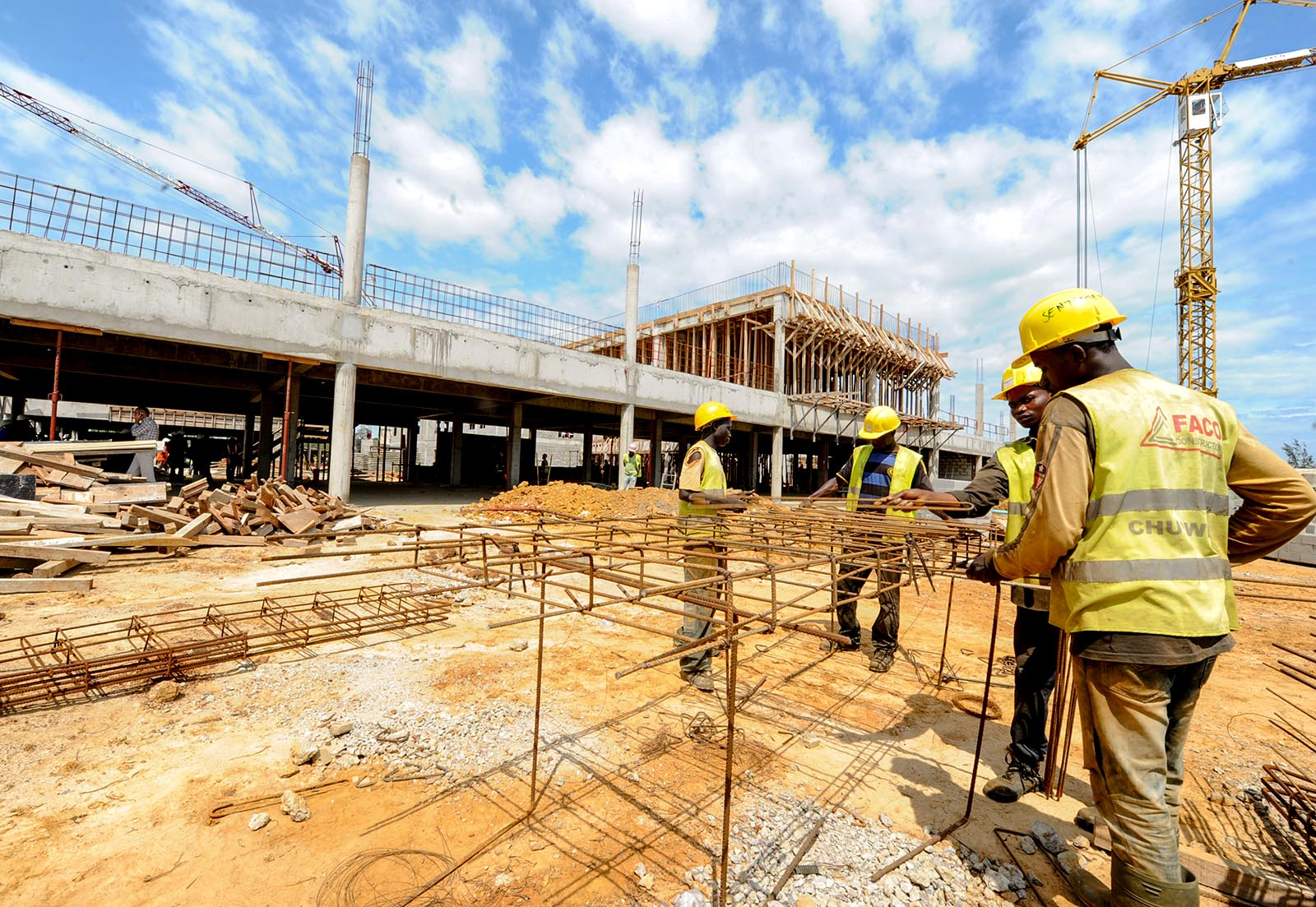 Africa Has a $100 Billion Infrastructure Problem. What's Missing?