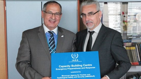 IAEA Designates new Capacity Building Centre in Morocco for Emergency Preparedness and Response, First in Africa