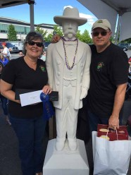 Canadian Festival of Chili & BBQ Beef Brisket Competition 2016 1st Place Winner Wine Country Q
