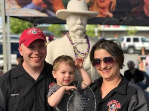 Canadian Festival of Chili & BBQ Grand Champion 2017 -Pitbull BBQ-