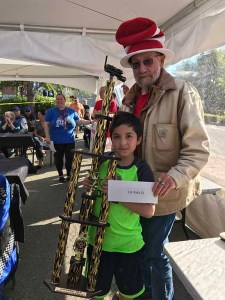 Canadian Festival of Chili & BBQ Kids' Q Grand Champion 2017 -Little Lo's Low & Slow-