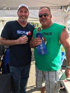 Canadian Festival of Chili & BBQ Canadian SCA Steak Competition 2017 1st Place Winner Wolf Pack BBQ Team