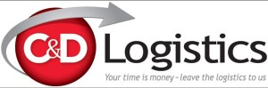 C&D Logistics -logo