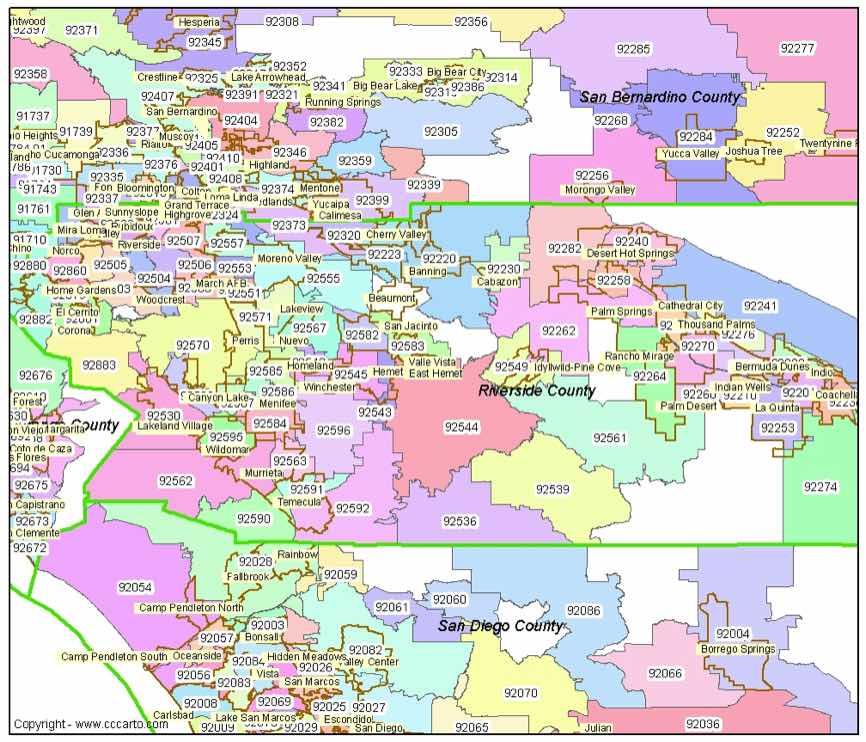 City Of Riverside Parcel Maps