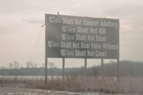 Thou shalt steal…?