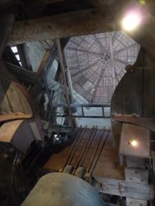Notre Dame belfry