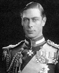 George VI portrait