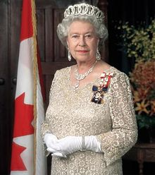 Queen Elizabeth, Canadian portrait