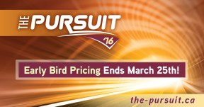 The Pursuit conference for Christian Fundraising