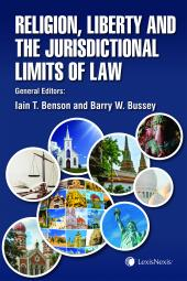 Benson & Bussey's New Book on Law and Religion