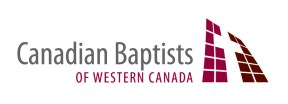Congratulations, Canadian Baptists of Western Canada!