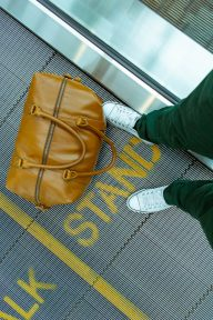 Backpacks, spas and other traveller's tips