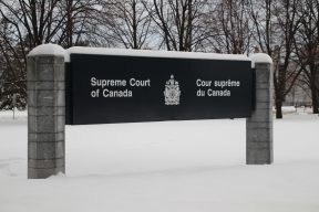 CCCC Attended Supreme Court of Canada Hearing on the Aga Case