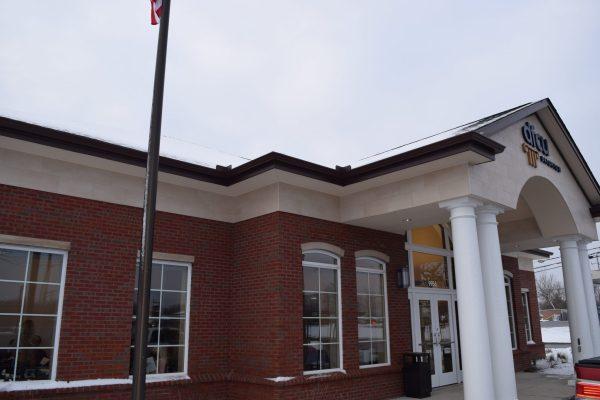 11Brighton Credit Union building exterior entrance