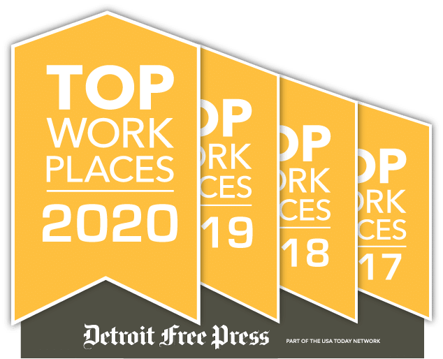 2020 top work places icon