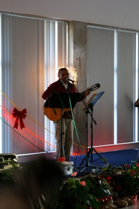 Festa de Natal dos Aposentados 2014