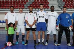 Campeonato Futsal 14/15 - Jornada 14