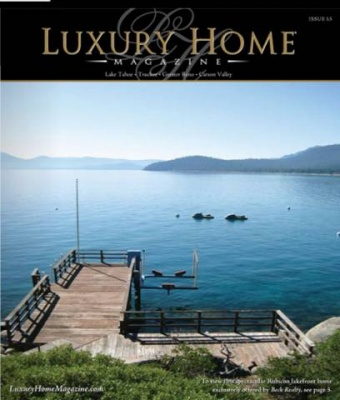 Luxury Home Magazine's ads